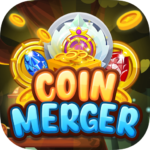 Coin Merger Clicker Game MOD Unlimited Money