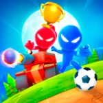 Stickman Party 1 2 3 4 Player Games Free MOD Unlimited Money