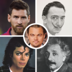 Guess Famous People Quiz and Game MOD Unlimited Money