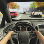 Racing in Car 2 MOD Unlimited Money