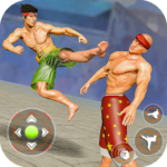 Street Fighting Hero King Fighters Games MOD Unlimited Money