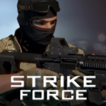 Strike Force Counter Attack FPS MOD Unlimited Money