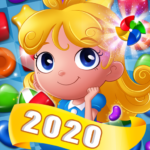 Sweet Candy Mania MOD Unlimited Money